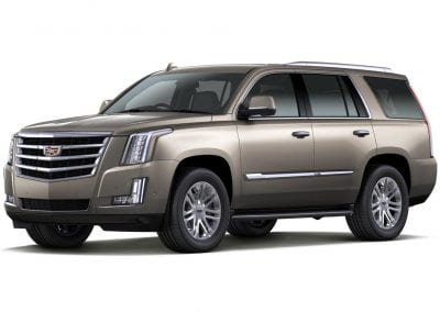 2016 Cadillac Escalade Body Color Bronze Dune