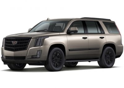 2016 Cadillac Escalade Bronze Dune with Black Wheels and Trim