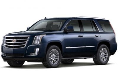 2016 Cadillac Escalade Body Color Dark Adriatic Blue