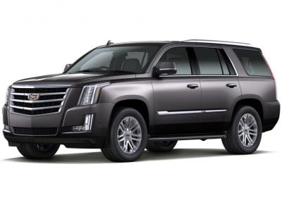 2016 Cadillac Escalade Body Color Dark Granite