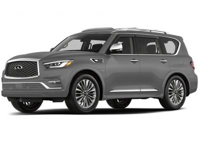 2018 Infinity Qx80 Body Color Graphite Shadow