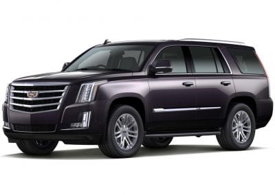 2016 Cadillac Escalade Body Color Midnight Sky