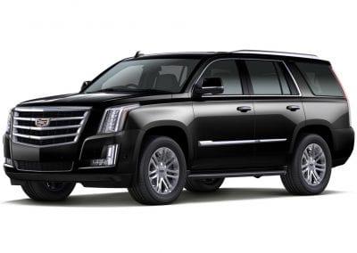 2016 Cadillac Escalade Black