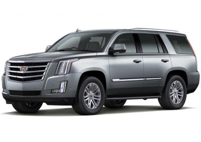 2016 Cadillac Escalade Body Color Satin Steel