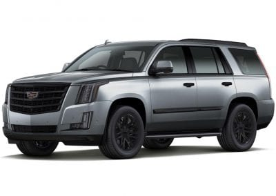 2016 Cadillac Escalade Satin Steel with Wheels and Trim