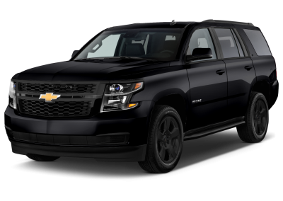 2018 Chevrolet Tahoe Black Wheels and Trim