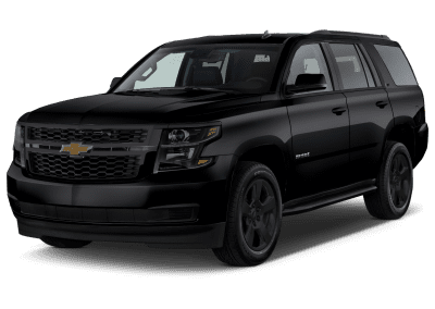 2018 Chevrolet Tahoe Blacked out Wheels