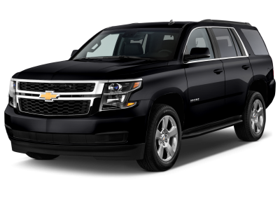 2018 Chevrolet Tahoe Black