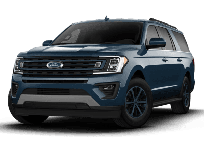 2018 Ford Expedition Blue Wheels and Trim