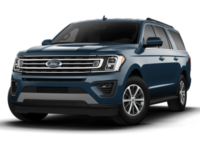 2018 Ford Expeditions Body Color Blue