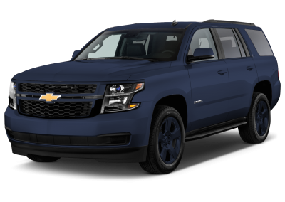 2018 Chevrolet Tahoe with Same Body Accents and Wheels