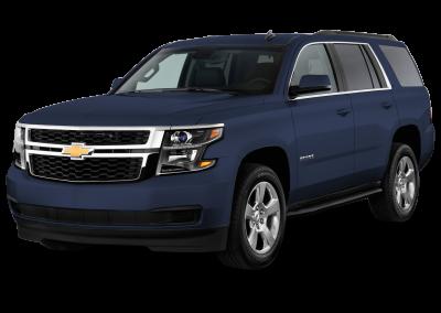2018 Chevrolet Tahoe Blue Velvet