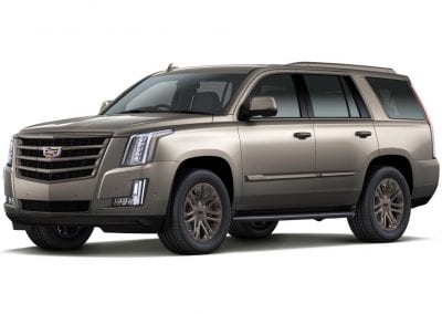 2016 Cadillac Escalade Bronze Dune Wheels and Trim
