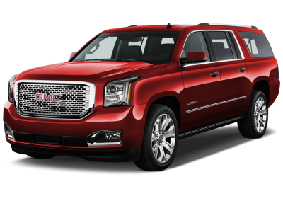 2016 GMC Yukon Body Color Crimson Red