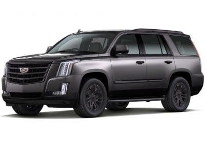 2016 Cadillac Escalade Dark Granite Wheels and Trim