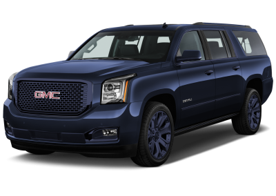 2016 GMC Yukon Dark Sapphire Wheels and Trim