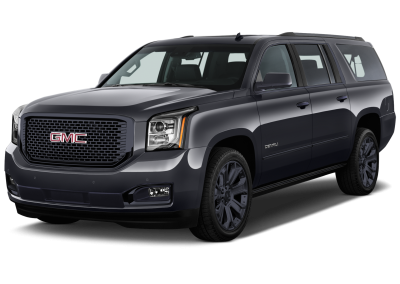 2016 GMC Yukon with Same Body Accents and Wheels