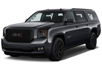 2016 GMC Yukon with Black Wheels and Trim
