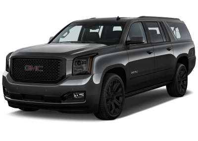 2016 GMC Yukon Iridium with Black Wheel and Trim