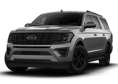 2018 Ford Expedition Magnetic with Black Wheels and Trim