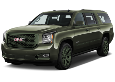 2016 GMC Yukon Mineral Wheels and Trim