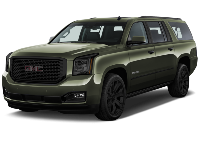 2016 GMC Yukon Mineral Metalic with Black Wheels and Trim