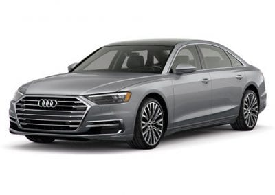 2018 Audi A8 Monsoon Gray