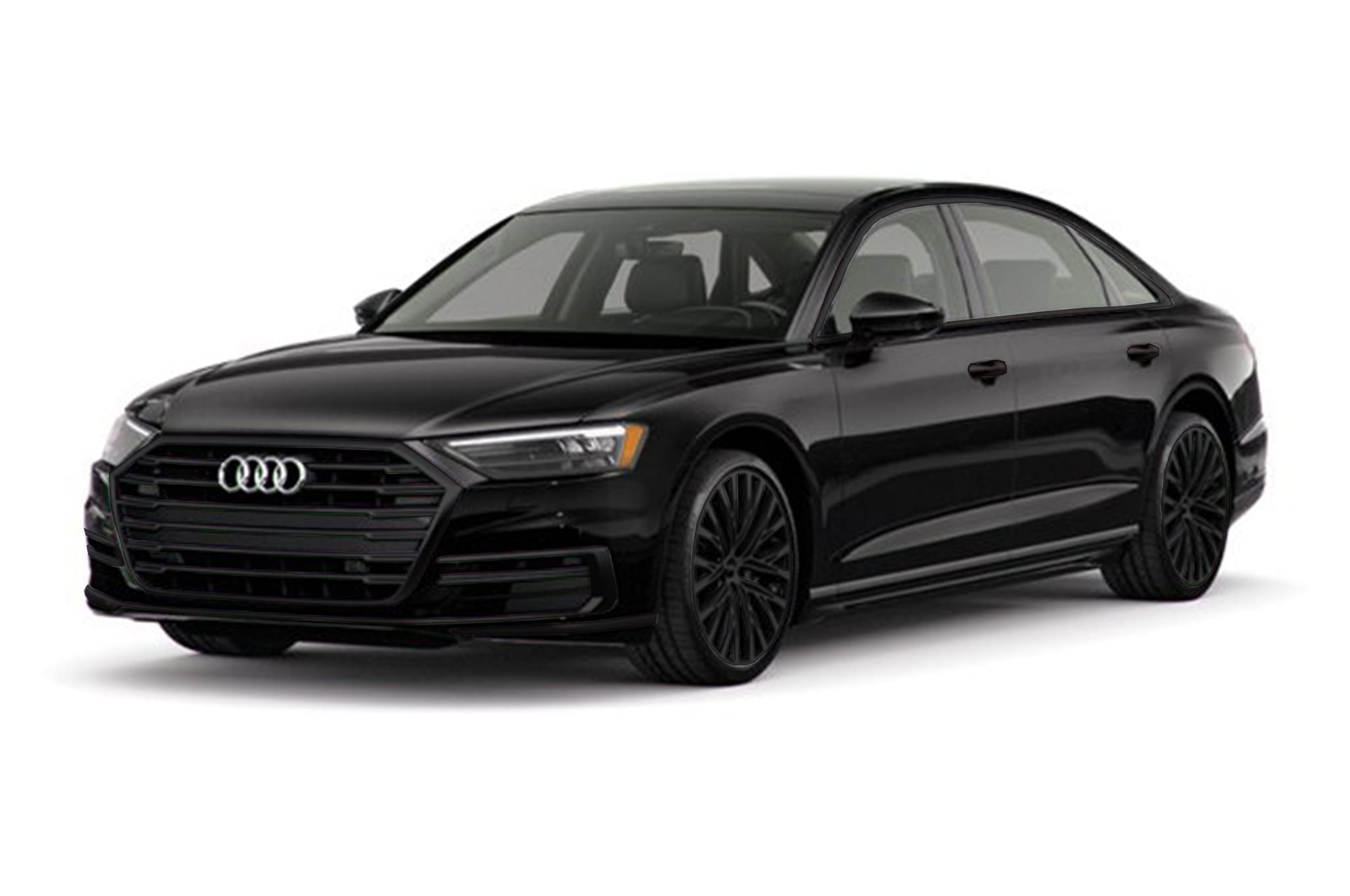 Audi A8 Test Site