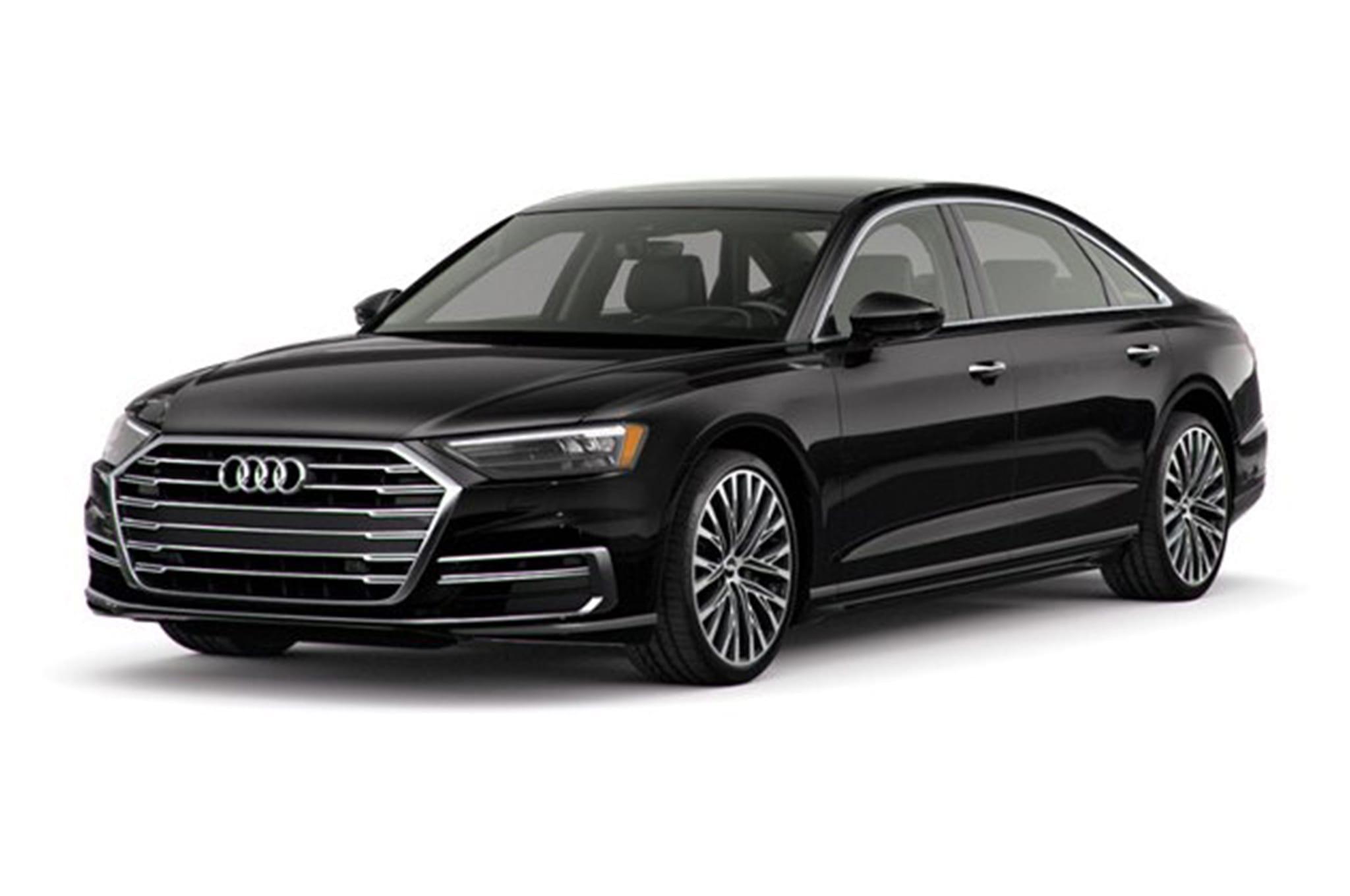 Cost Of Audi >> Audi A8 | Test Site