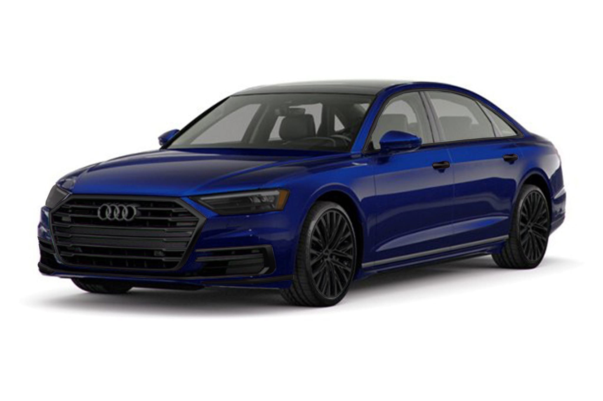 Audi A8 | Test Site