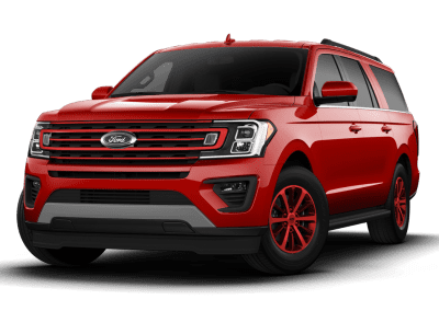 2018 Ford Expedition Ruby Red Wheels and Trim