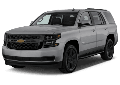 2018 Chevrolet Tahoe Satin Steel with Black Wheels and Trim