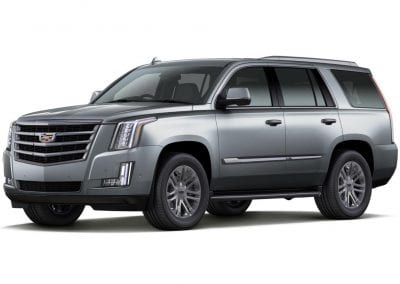 2016 Cadillac Escalade Satin Steel Wheels and Trim