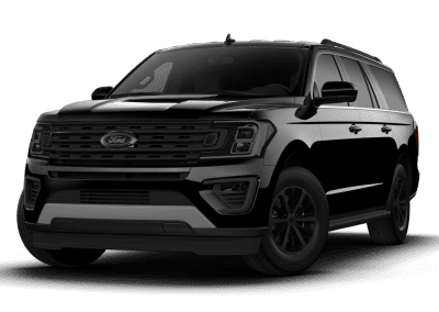 2018 Ford Expedition Shadow Black with Black Wheels and Trim
