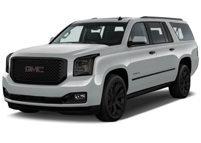 2016 GMC Yukon Silver with Black Wheels and Trim