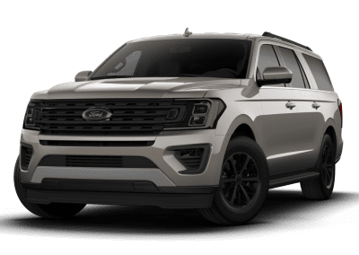2018 Ford Expedition Stone Gray with Black Wheels and Trim