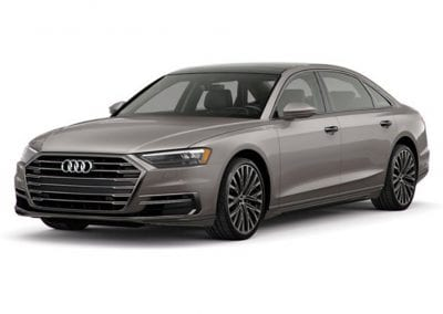 2018 Audi A8 Terra Grey Wheels and Trim