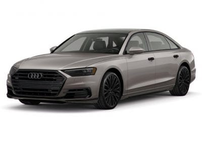 2018 Audi A8 Terra Grey with Black Wheels and Trim