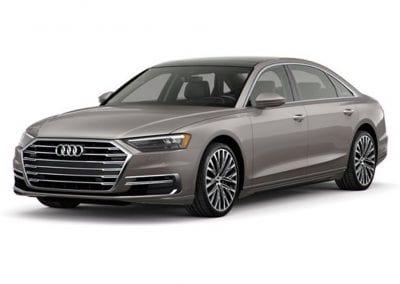 2018 Audi A8 Body Color Terra Grey
