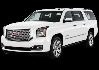 2016 GMC Yukon White Frost