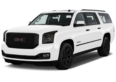 2016 GMC White Frost with Black Wheels and Trim