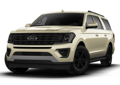 2018 Ford Expedition White Gold with Black Wheels and Trim