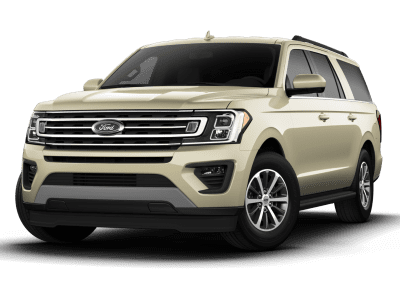 2018 Ford Expeditions Body Color White Gold