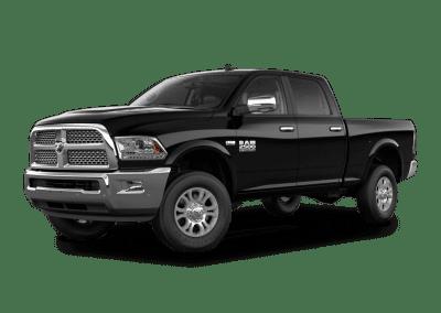 2018 Dodge Ram Black