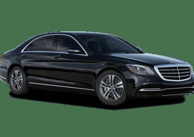 2018 Mercedes-Benz S Class Black