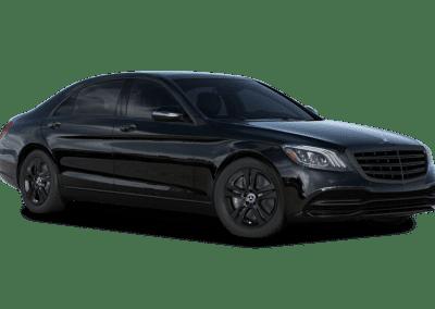 2018 Mercedes-Benz S Class Black Wheels and Trim