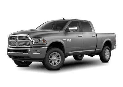 2018 Dodge Ram Body Color Bright Silver