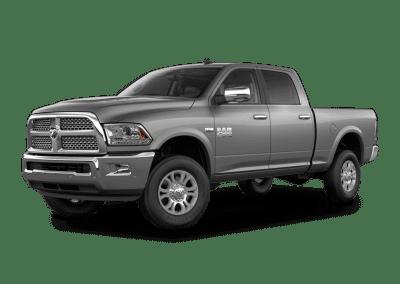 2018 Dodge Ram Bright Silver