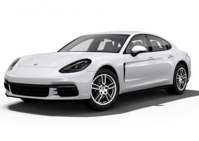 2018 Porsche Panamera Carrera White