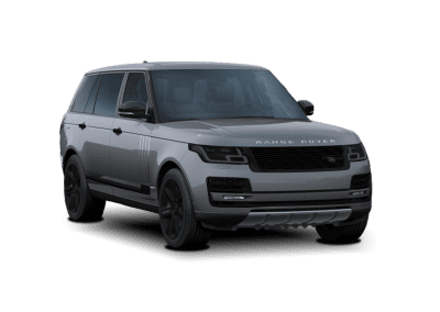 2018 Range Rover Coris Grey with Black Wheels and Trim